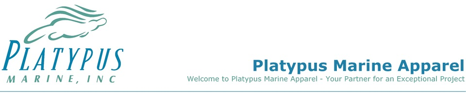 Platypus Marine Apparel Custom Shirts & Apparel